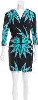 Mara Hoffman Silk Printed Dress