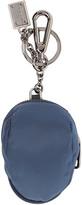 Dolce & Gabbana Navy Hat Pouch Keychain