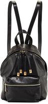 Neiman Marcus Amalfi Mini Leather Backpack