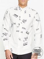 Soulland All New York Print Shirt