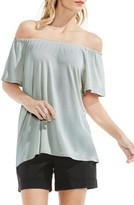 Vince Camuto Women's Off The Shoulder Top