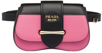 Prada Sidonie Leather Belt Bag