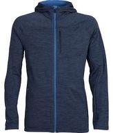 Icebreaker Mt Elliot Hooded Fleece Jacket - Men's