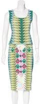 Zac Posen Geometric Pattern Skirt Set