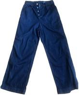 Margaret Howell Blue Denim - Jeans Jeans for Women