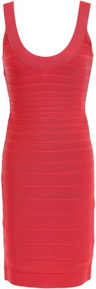 Herve Leger Sydney Open-back Bandage Mini Dress