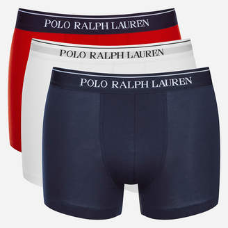 Polo Ralph Lauren Men's 3 Pack Boxer Shorts
