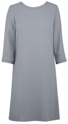 Goat Lola Classic Shift Dress - Grey / UK 14