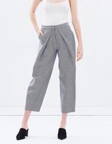 Tweed Curvature Pants