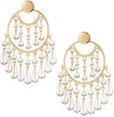 Lydell NYC Lucite® Chandelier Earrings