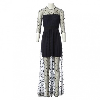 ALICE by Temperley \N Black Polyester Dresses