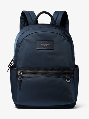 Michael Kors Brooklyn Nylon Gabardine Backpack