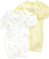 Little Me Baby Set, Baby Boys or Baby Girls 2-Pack Duck Gowns