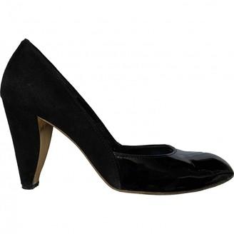 Gaspard Yurkievich Black Patent leather Heels
