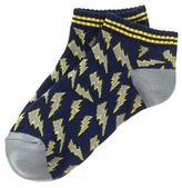 Gymboree Bolt Ankle Socks