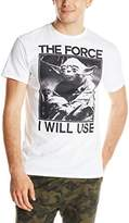 Star Wars Men's Use On You T-Shirt