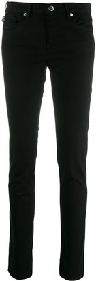 Love Moschino Embroidered Logo Skinny Trousers