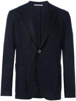 Eleventy classic fitted blazer - men - Silk/Cupro/Cashmere/Wool - 48