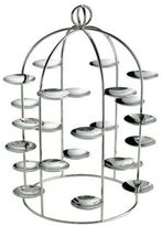 Ercuis Latitude 24-Dish Petit Fours Stand
