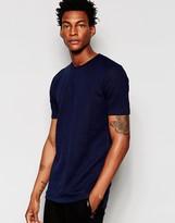 Minimum Minimim Roll Sleeve T-Shirt