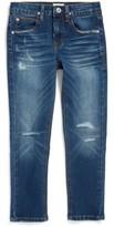 Hudson Boy's Jagger Slim Straight Leg Jeans