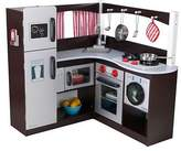 Kid Kraft NEW Grand Espresso Corner Play Kitchen