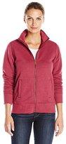 Carhartt Women's Dunlow Mock Neck Full Zip Sweatshirt