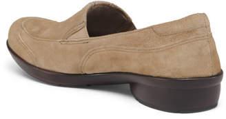 Suede Comfort Slip Ons