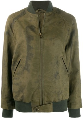 Mr & Mrs Italy Army Bomber Jacket