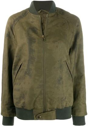Mr & Mrs Italy army bomber jacket