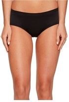 Wolford Sheer Touch Panty (Black) Women's Lingerie