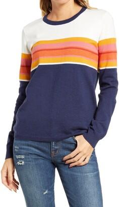 Faherty Swell Crewneck Sweater