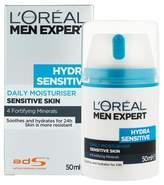 L'Oreal Men Expert Hydra Sensitive Moisturiser 50 mL