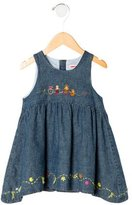Catimini Girls' Denim Dress