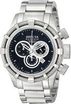 Invicta Men's 1444 Specialty Chronograph Dial Stainless Steel Watch