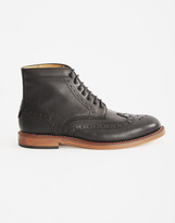 Hudson Sadler Boot Black