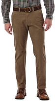 Haggar Stretch City Chino - Slim Fit, Flat Front