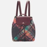 Vivienne Westwood Women's Scribble Tartan Backpack - Henry