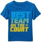 """Champion Boys 4-7 Best Team On The Court"""" Performance Graphic Tee"""