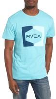 RVCA Men's Invert Hex Graphic T-Shirt