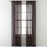Royal Velvet Lantana Rod-Pocket Sheer Panel