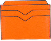 Valextra classic cardholder - unisex - Calf Leather - One Size