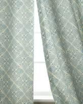 "Creative Threads Paramount Linen/Cotton Drape, 108""L"