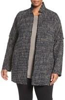 Nic+Zoe Plus Size Women's Tweed Jacket