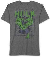 JEM Men's The Incredible Hulk T-Shirt