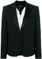 Emporio Armani one button blazer