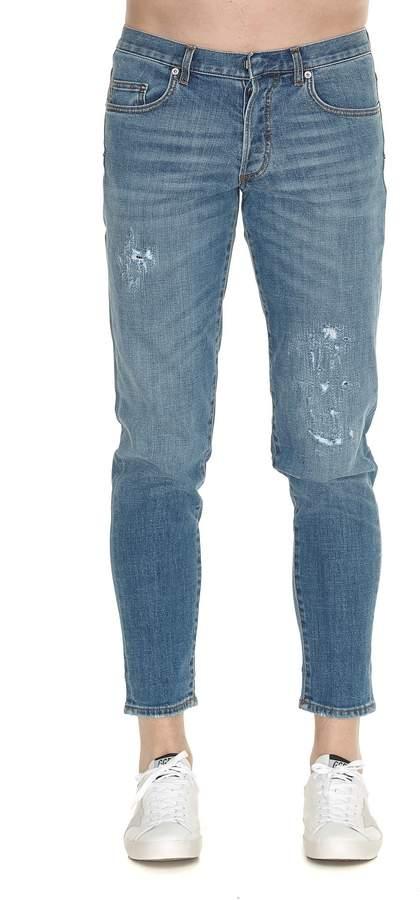 Christian Dior Stretch Denim Jeans