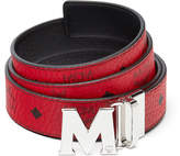 "MCM Claus Reversible Belt 1.5"" In Visetos"