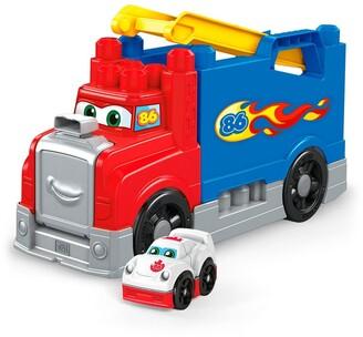 Mattel Mega Bloks - Build & Race Big