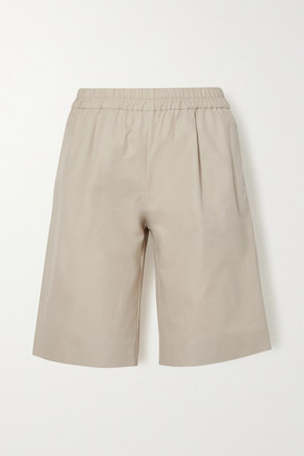 GAUGE81 Knysna Cotton-twill Shorts